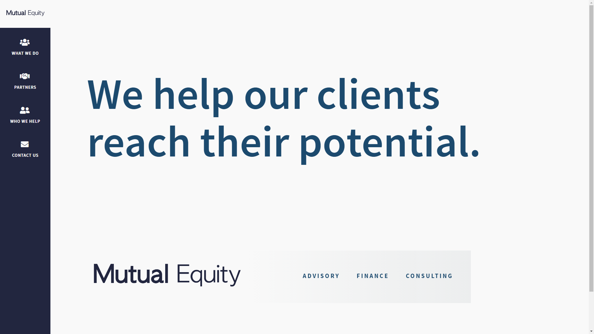 Client | Mutual Equity